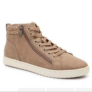 NWOT Ugg Koolaburra Kayleigh High Top ZIP Sneaker